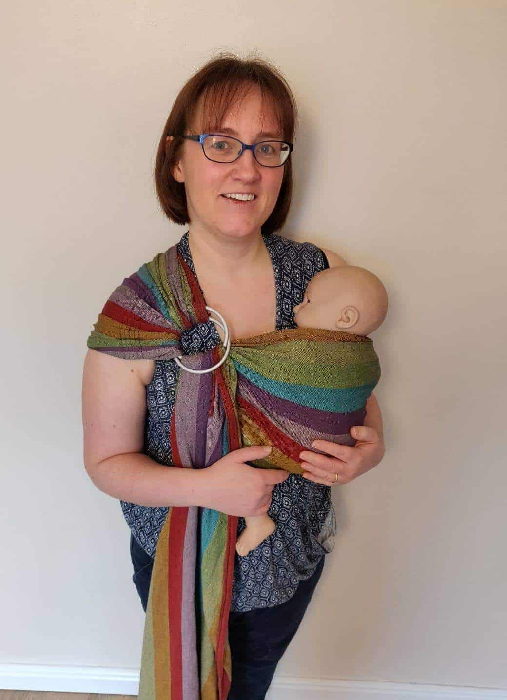 Ruth Grint Babywearing Consultant