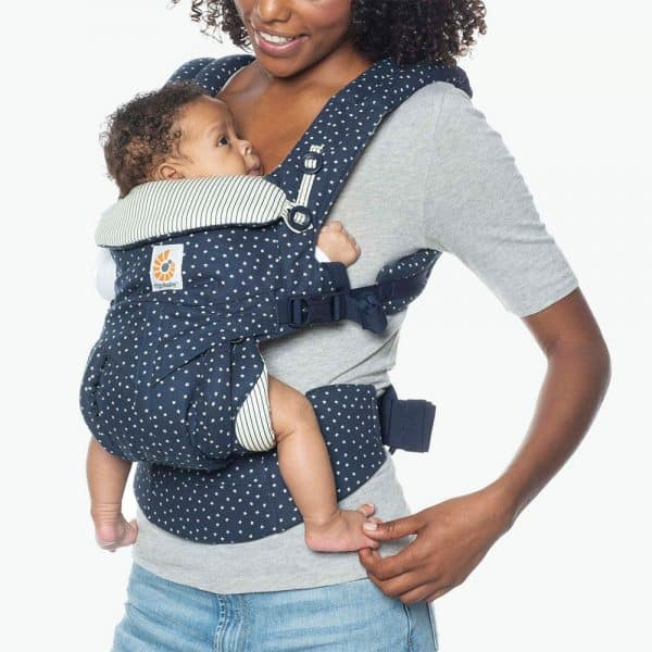 Ergobaby Omni 360 Baby carrier Galaxy neborn baby facing in facing out