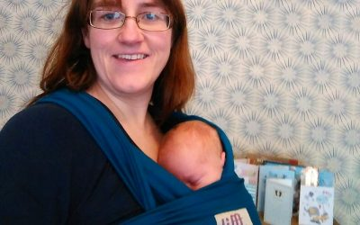 5 Top Tips for using a sling for the first time
